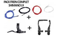 Pack de frein shimano LX