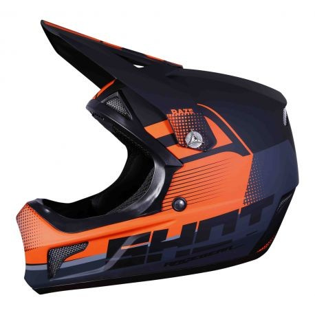 CASQUE SHOT ROGUE RAZE NEON ORANGE GREY