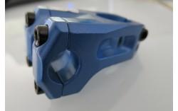 potence social 50mm bleu