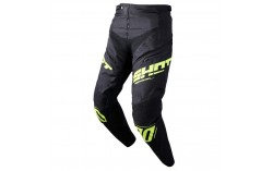 PANTALON SHOT ROGUE BLACK/NEON YELLOW KID