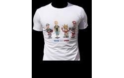 tee shirt bmx legend french