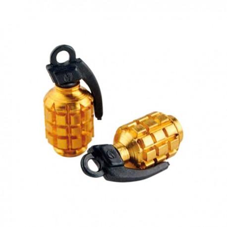 Bouchon valve grenade or