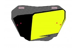 plaque skydesigns gris