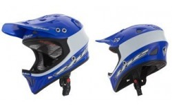 CASQUE THE COMPOSITE SLICE BLEU