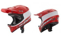 CASQUE THE COMPOSITE SLICE ROUGE