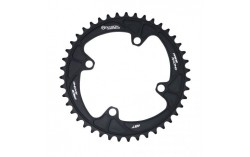COURONNE PRIDE RACING HEXAGON BLACK