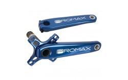 Pédalier PROMAX HF-2 bleu