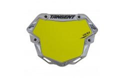 Plaque TANGENT 3D pro chrome