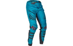 Pantalon Troy Lee Designs Bleu Orange